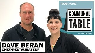 Dave Beran Talks About Athleticism, Discipline, and his Tenure as Toast Boy | Communal Table