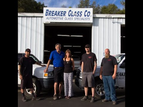 Breaker Auto Glass Placerville Ca 530-290-3322