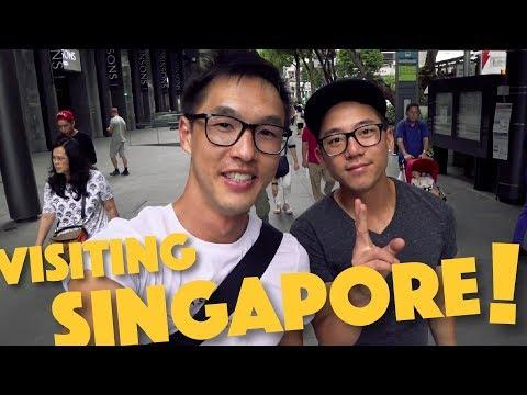 Getting Stuffed in Singapore!