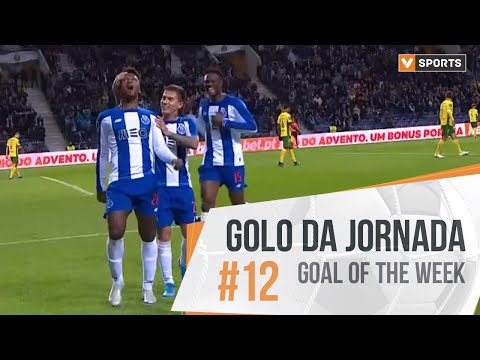 Zé Luís bicycle kick goal: FC Porto [2] - 0 Paços Ferreira