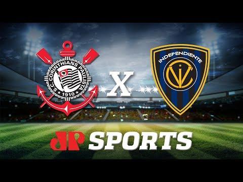 AO VIVO - Corinthians x Indepediente del Valle - Copa Sul-Americana - 18/09/19