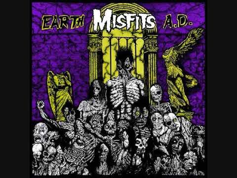 Misfits - Earth A.D. - Full Album - 1983