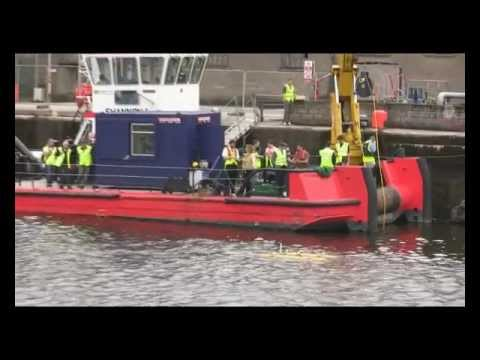 ROV Designed in Limerick Launch & Demo