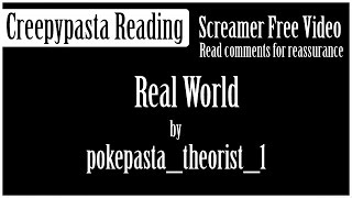 Pokémon Creepypasta: Real World (Fan Made)