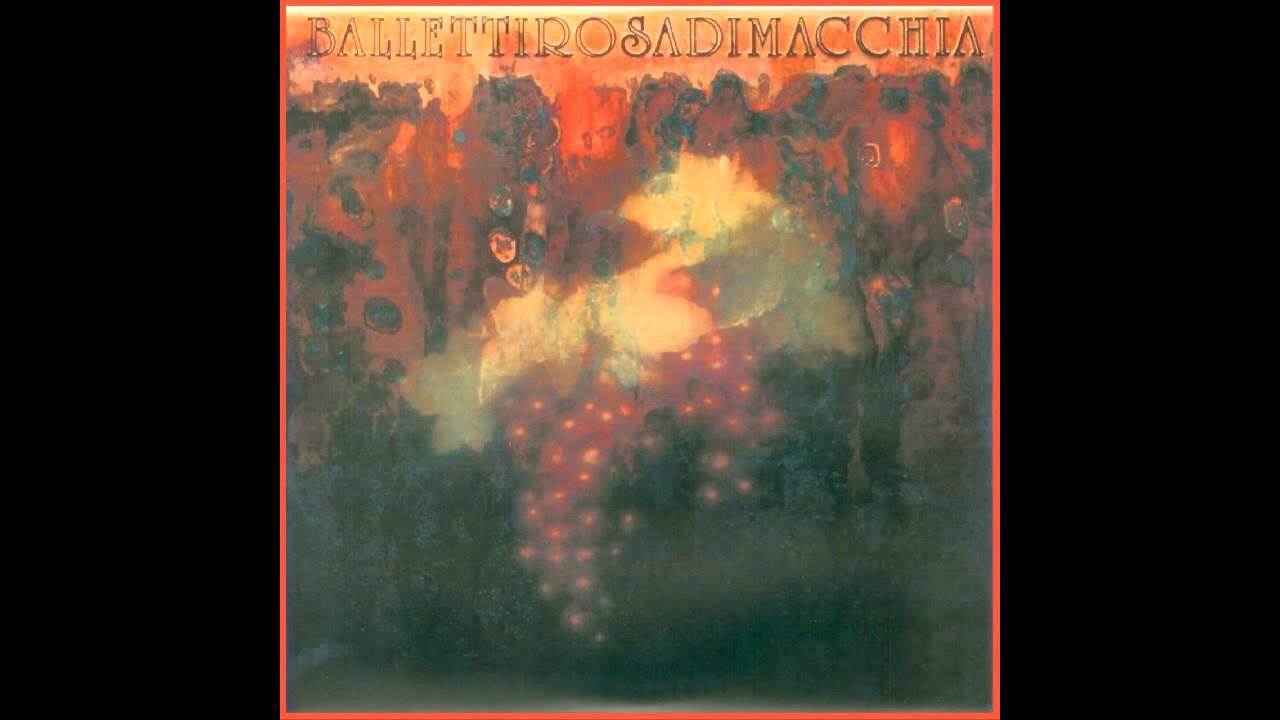 Ballettirosadimacchia 1974 full album youtube