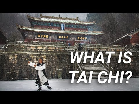 What is Tai Chi? - Taoist Master Explains History, Philosophy and Benefits of Tai Chi Chuan