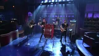 Imagine Dragons- Radioactive (Live on David Letterman)