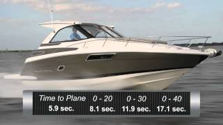 Regal 35 SC (Sport Coupe) Express Cruiser 2011 Performance Test- By BoatTEST.com