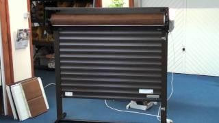Seceuroglide roller garage doors