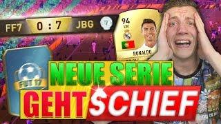 FIFA 17 : NEUE SERIE GEHT SCHIEF!!!!