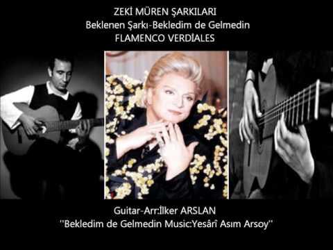 Enstrümantal Müzik - TÜRK SANAT MÜZİĞİ Zeki Müren, Flamenko Gitar Müziği, Klasik Gitar, Solo Gitar