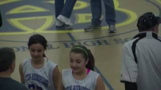 Acton Boxborough Invitational Basketball Tournament 3 Point Contest Mar 2012