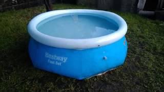 надувной бассейн Bestway 56153 обзор