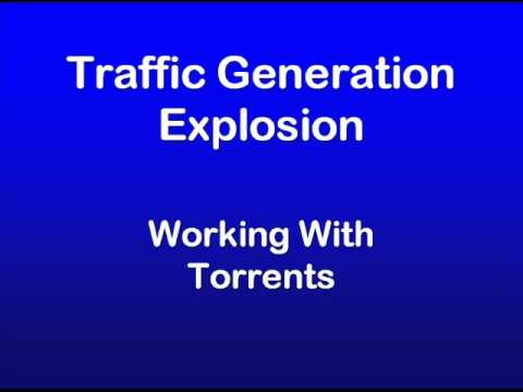 Working With Torrents