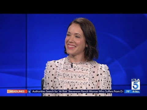 Marla Sokoloff on What Inspired her Viral Hit