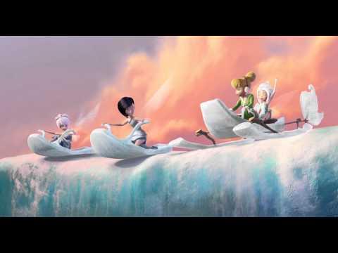 Tinker Bell y el Secreto de las Hadas: Deslizándose por el hielo