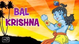 Bal Krishna - Birth & Childhood Days of Lord Krishna - Animated Full Movie - Stories for Kids