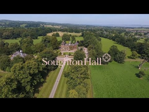 Soughton Hall Wedding Venue