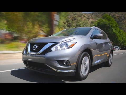 2016 Nissan Murano - Review and Road Test