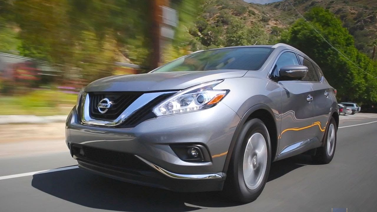 2016 Nissan Murano Review And Road Test Youtube
