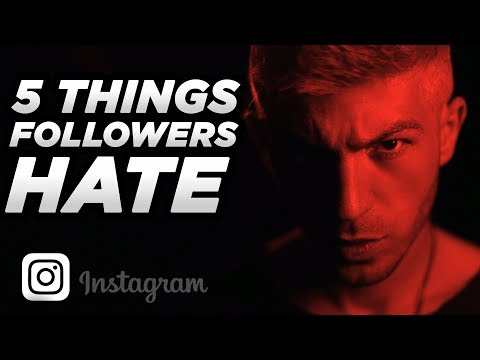 Top 5 Instagram MISTAKES Followers HATE | Avoid These Mistakes | DevanOnTech