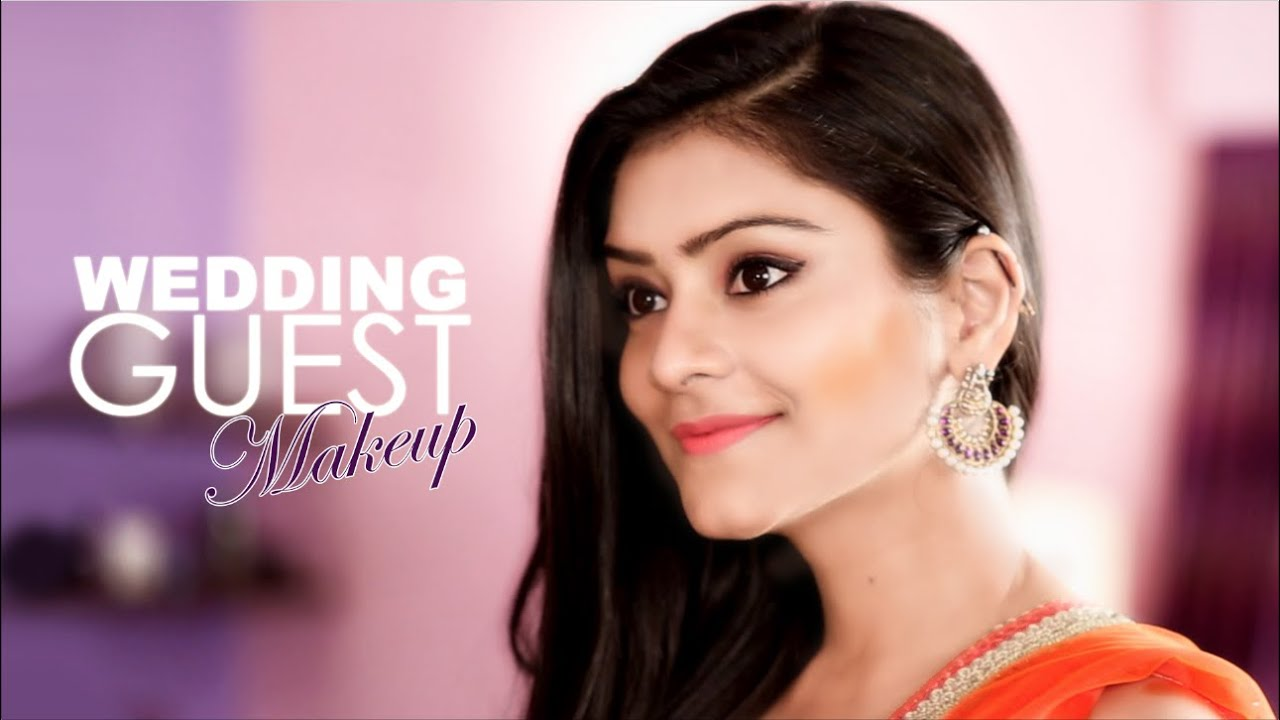 How to do Wedding Guest make up Makeup Tutorial ...