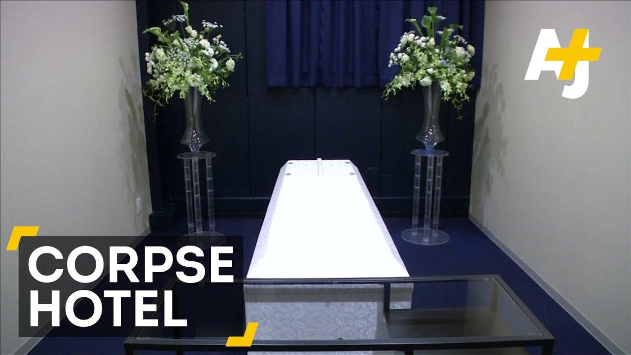 Japanese Corpse Hotel - YouTube