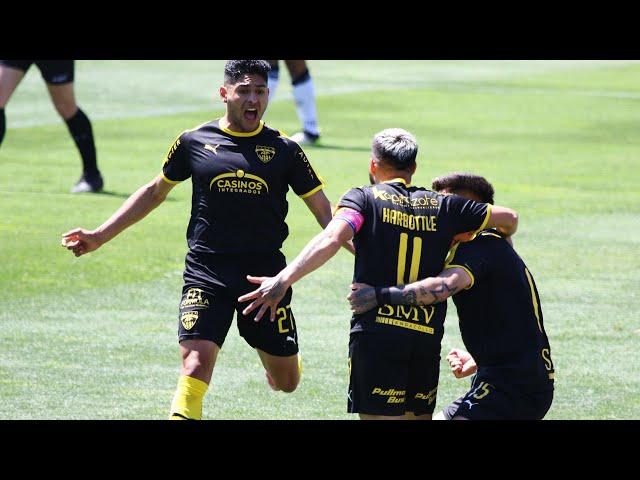 El Inmortal goleó a Linares por 5 goles a 1