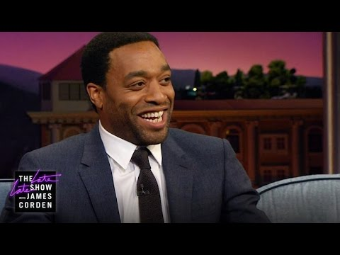Chiwetel Ejiofor Has a Sexy House Boat