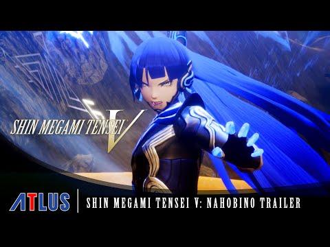 Shin Megami Tensei V — Nahobino Trailer | Nintendo Switch