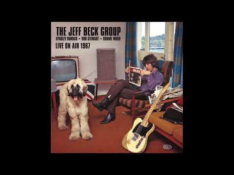 ジェフ・ベック・グループ『ライヴ・オン・エ�』 Jeff Beck Group - Live On Air 1967