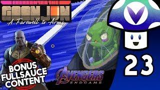 [Vinesauce] Vinny - Enter The Gungeon (PART 23) + Avengers Endgame Spoiler Free Talk