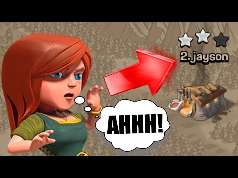 Clash Of Clans - THIS WAS SO SCARY!!