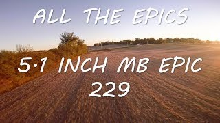 ALL THE MB EPICS PART 1:  5.1 INCH 229 5S
