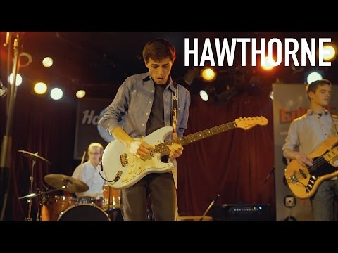 Hawthorne - Love Stained Blues (Live)