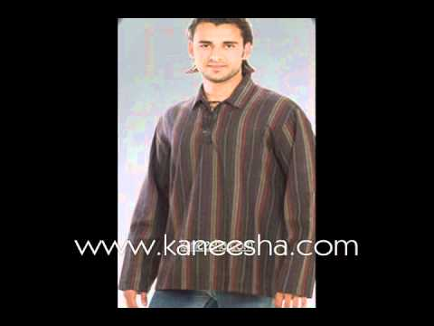 Dulha Collection Kurta Suits, Designer Mens Shirt Fashion India
