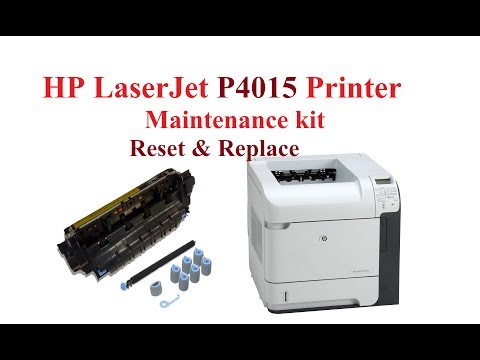 Maintenance Roller Kit for HP LJ P4014 P4015 P4515 for trays 1,2,and 3