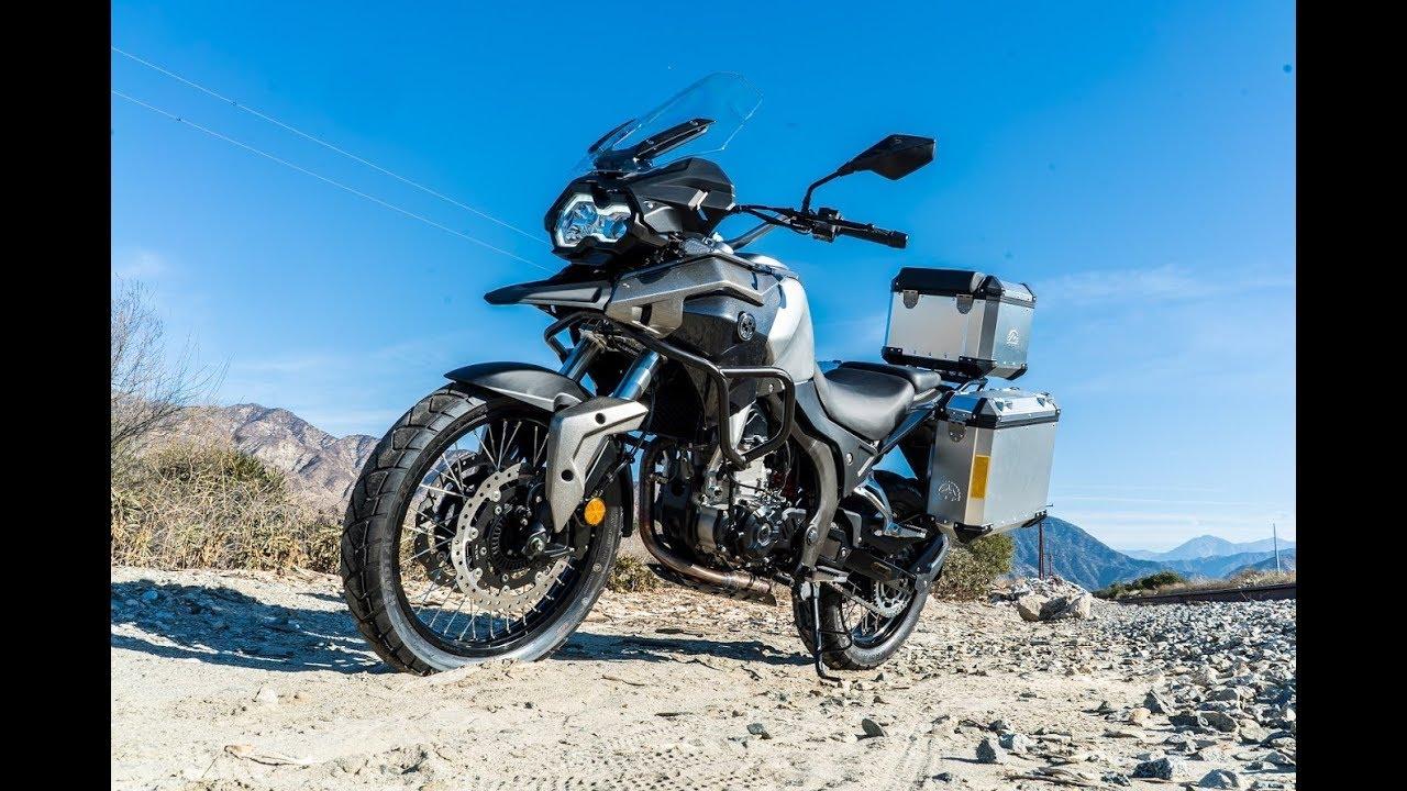Topic: Zongshen RX4 – 450cc single adventure tourer