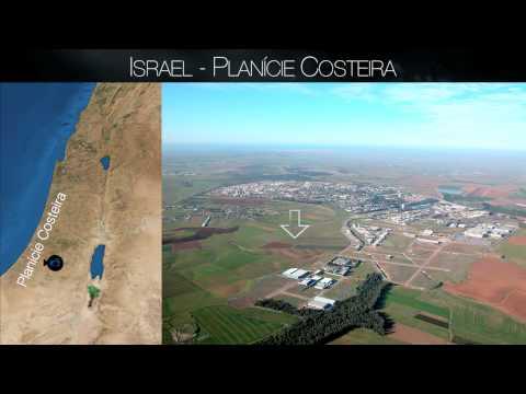 1.1. Panorama Bíblico - Geografia De Israel