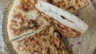 አንባሻ. አምባሻ Ethiopian food anbasha