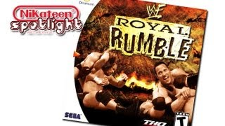 Spotlight Video Game Reviews - WWF Royal Rumble (Dreamcast)