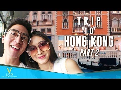 TRIP TO HONGKONG - Part 2 #V-LOG