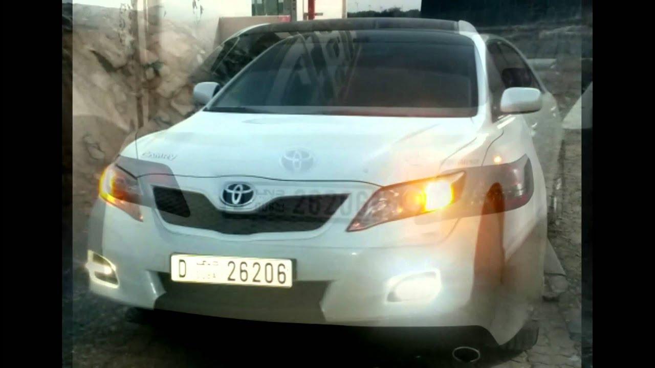 Toyota Camry Touring 2011 Customized  YouTube