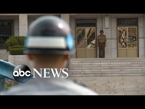 Talks scheduled between North and South Korea