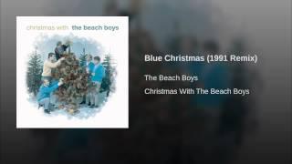Blue Christmas (1991 Remix)