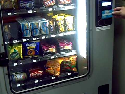 EzLink Vending Machine