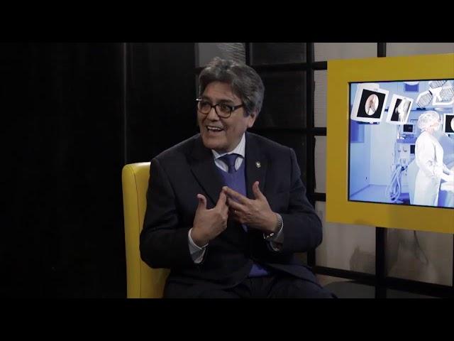 ENTREVISTA DR. ABEL SALINAS RIVAS, PRESIDENTE DE LA SOCIEDAD PERUANA DE PEDIATRÍA