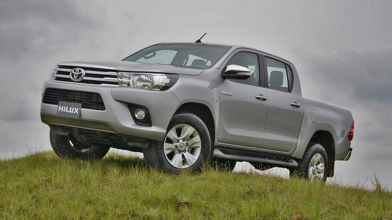 Nueva Toyota Hilux En Colombia