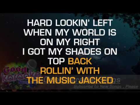 Chillin' It - Cole Swindell ( Karaoke Lyrics )