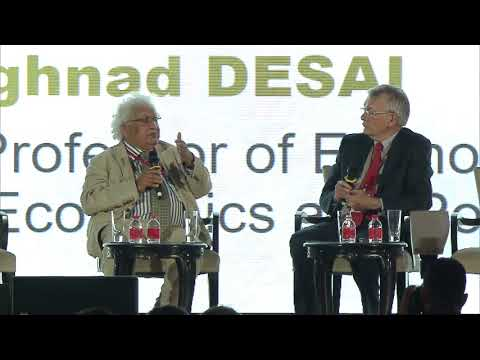Global Treasury Forum 2018: Lord Meghnad Desai
